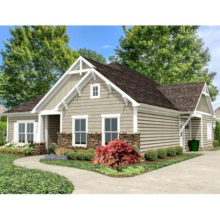 Oak River Design Parkside Plan